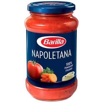 Соус Барилла Неаполитана 400г - купить, цены на СитиМаркет - фото 1