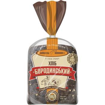 Kyivkhlib Borodynskyi Sliced Bread 400g