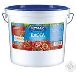 Паста томатная Чумак с солью 25% 5кг