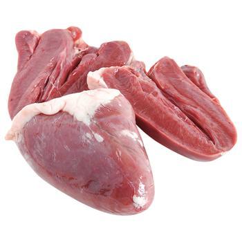 Серце індиче розморожене ваг. - купить, цены на Таврия В - фото 2