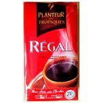 Кофе Planteur Regal натуральный жареный молотый 250г