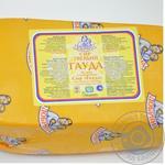 Сыр гауда Добряна твердый 50% Украина
