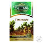 Чай зеленый Edems Ганпаудер 100г