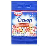 Dr.Oetker for baking sugar decor 10g