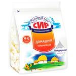 Творог Белоцерковский Домашний 9% пакет 350г