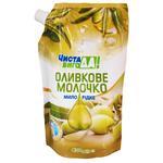 Жидкое мыло Чистая ВыгоДА! с ароматом оливкового молочка 450мл