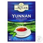 Чай Sir Roger Юньнань чорний листовий 100г