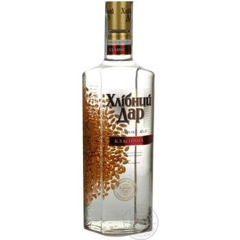 Khlibniy Dar Classic Vodka - buy, prices for Novus - image 5