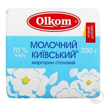 Olkom Milky Kiev Cream Margarine 70% 200g