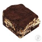 Торт Наполеон шоколадний