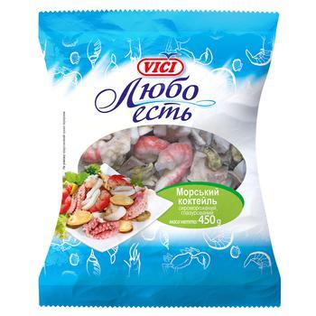 Морський коктейль Vici Любо есть сироморожений 450г - купити, ціни на CітіМаркет - фото 1