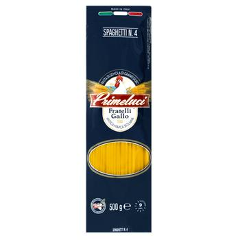 Primeluci Spaghetti Pasta 500g
