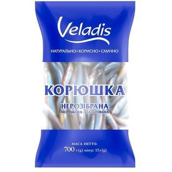 Корюшка нерозібрана Veladis 700г - купити, ціни на Ашан - фото 1