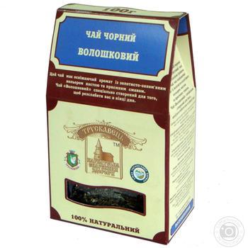 Чай черный Васильковый 100г