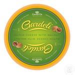 Сыр Gardeli Гауда с орехами 50% вес.