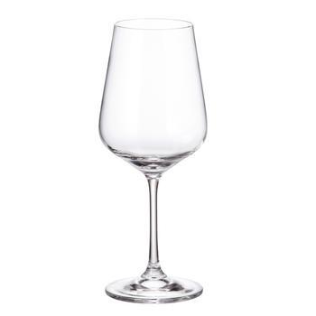 Набір келихів Богемія Strix Dora 1SF73 00000 6шт 580мл для вина