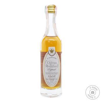 Коньяк Chateau de Montifaud Fine Petite Champagne V.S.O.P. 40% 50мл