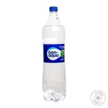 Вода Бонаква сильногазированная 1500мл - купить, цены на Novus - фото 2