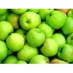Фрукт яблоки голден свежая