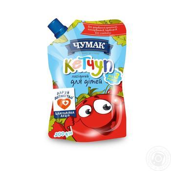 Ketchup Chumak Gentle for Children 200g - buy, prices for Novus - image 2