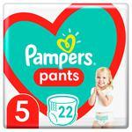 Подгузники-трусики Pampers Pants Размер 5 12-17кг 22шт