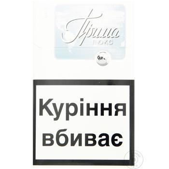 Сигареты Прима Люкс cрибна - купить, цены на Метро - фото 1