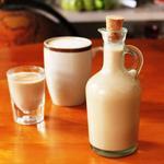 Домашний молочный ликер