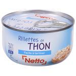 Паштет Нетто 125 г з тунця з/б ключ (Франція) И986