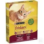 Friskies With Chicken And Liver Dry For Cats Food