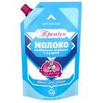 Молоко сгущенное Заречье Премиум цельное с сахаром 8.5% 450г