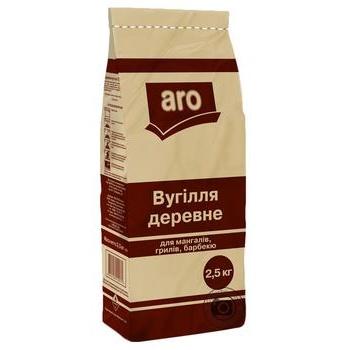 Уголь древесный ARO 2,5кг