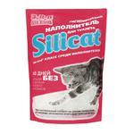 Наполнитель Silicat для кошачьего туалета 3.8л