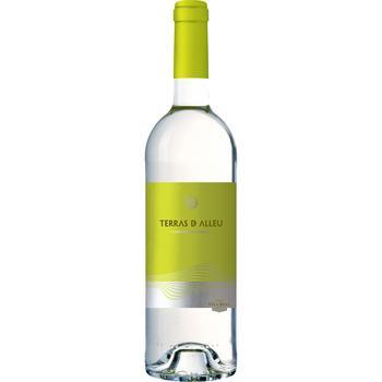 Вино Terras de Alleu белое полусухое 12% 0,75л