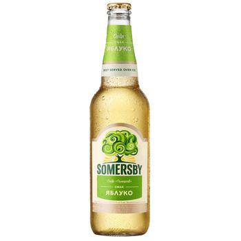 Somersby Apple cider 4.7%  0,5l