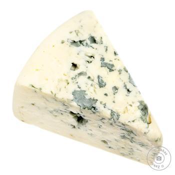 Сыр Sancy Блю Д`Овернь 50% - купить, цены на Фуршет - фото 1