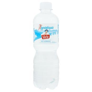 Вода Varto минеральная негазированная столовая 0,5л