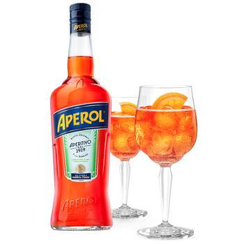 Аперитив Aperol Aperetivo 11% 0,7л - купить, цены на УльтраМаркет - фото 2