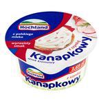 Крем-сир Hochland Kanapkowy з шинкою 130г