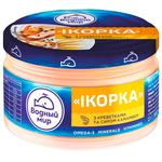 Vodnyi Mir Ikorka Capelin Caviar with Shrimps and Cheese 160g