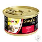 Gimborn Gimcat ShinyCat Cat Food With Chicken 70g