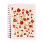 Auchan Notebook Kraft A6 80 sheets