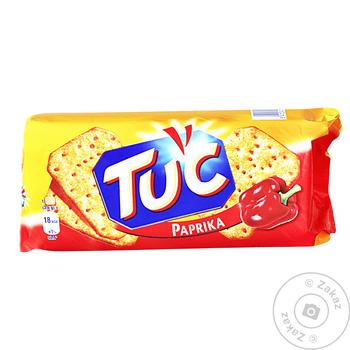 Tuc With Paprica Salt Cracker