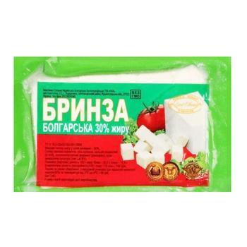 Сыр брынза Свет Сыр болгарский 30% 250г