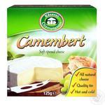 Сыр Kaserei Шампиньон камамбер мягкий с плесенью 50% 125г