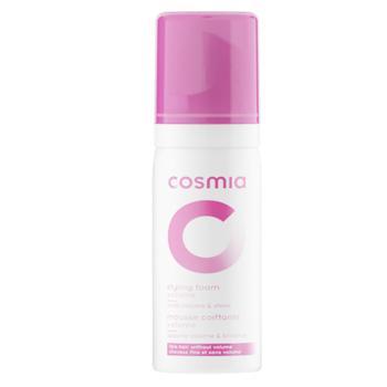 Пенка Cosmia для укладки волос 50мл - купить, цены на Ашан - фото 1