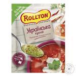 Приправа Роллтон Украинская кухня универсальная 80г