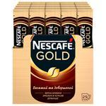 Кофе NESCAFÉ® Gold растворимый стик 25*1,8г