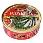 Килька Рибацька Артіль обжаренная в томатном соусе и масле 230г