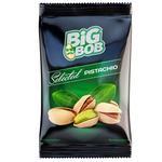 Фисташки Big Bob Отборные жареные соленые 90г