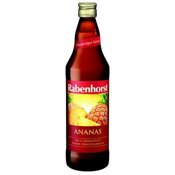 Rabenhorst Organic Pineapple Juice 750ml